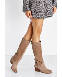 Dolce Vita | Brown Garnett Tall Boot | Lyst