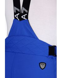EA7 | Blue Technical Ski Trousers With Toray® And Thermore® Technology | Lyst