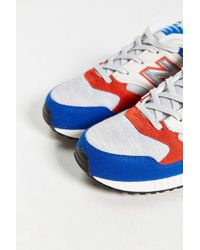 New Balance - Blue 530 '90s Running Sneaker for Men - Lyst