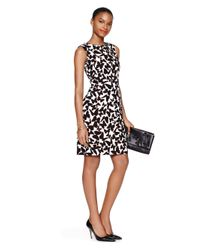 kate spade new york - Black Butterfly Della Dress - Lyst