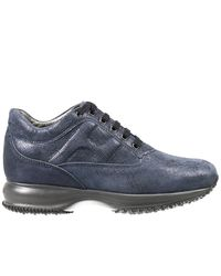 Hogan | Blue Sneakers | Lyst