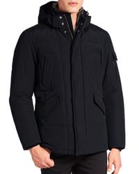 Woolrich | Blue Blizzard Jacket for Men | Lyst