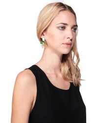 N2 | Green Earrings | Lyst