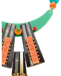 Katerina Psoma | Multicolor Multi-media Necklace | Lyst