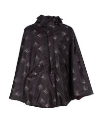 Alessandro Dell'acqua - Gray Cloak for Men - Lyst