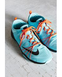 Nike | Blue Women's Free Cross Compete Training Shoe | Lyst