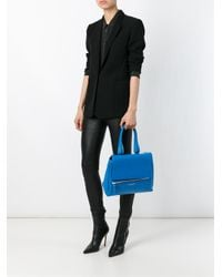 Givenchy - Blue Small Pandora Pure Handbag - Lyst