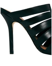 ALDO - Black Acaren Heeled Mule Shoes - Lyst
