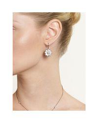 Nina - Metallic Aarti Earring - Lyst