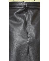 Love Leather - Black Legs Legs Legs Skirt - Blue Moon - Lyst