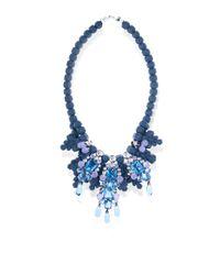 EK Thongprasert | Blue Temps Lie Necklace | Lyst