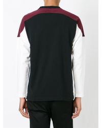 Our Legacy - Black Panelled Sweatshirt for Men - Lyst