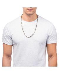 Lulu Frost | Gray *new* ''eternal'' Morse Necklace for Men | Lyst