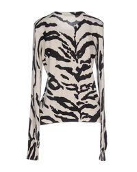 Dolce & Gabbana - Gray Cardigan - Lyst