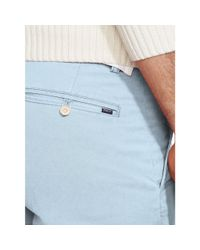 Ralph Lauren - Blue Classic-fit Suffield Short for Men - Lyst