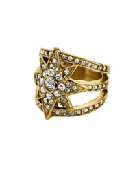 Dyrberg/Kern | Metallic Staray Ring | Lyst