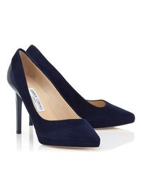 Jimmy Choo | Blue Rudy | Lyst