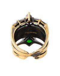 Iosselliani | Green 'all That Jewels' Ring | Lyst
