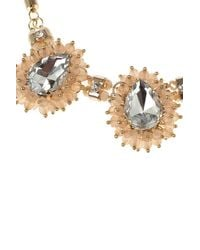 Coast | Metallic Cady Cluster Necklace | Lyst