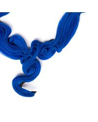 Maryam Keyhani | Blue Saffron Necklace | Lyst