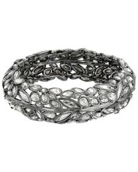 Alexis Bittar | Gray Hinge Bracelet | Lyst