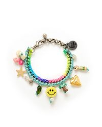 Venessa Arizaga | Multicolor 'california Dreamin' Bracelet | Lyst