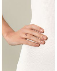 Wouters & Hendrix | Metallic Ruby & Diamonds Ring | Lyst
