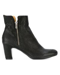 Officine Creative - Black 'jeanne' Boots - Lyst