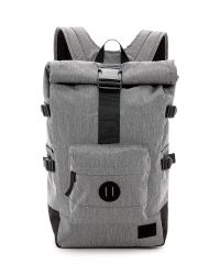Nixon | Gray Landlock Se for Men | Lyst