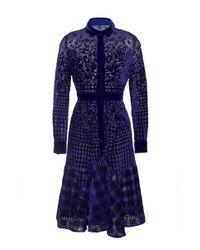 Mary Katrantzou   Blue Corine Dress   Lyst