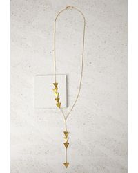 Forever 21 | Metallic Soko Hamsa Dangle Necklace | Lyst