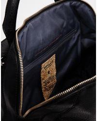 Matt & Nat - Black Wellington Structured Handheld Bag - Lyst