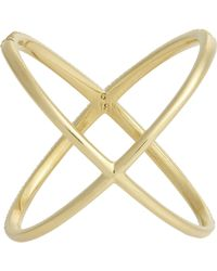 Eva Fehren | Metallic Women's X Ring | Lyst