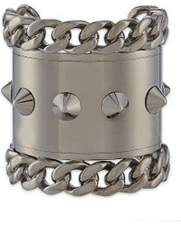 Givenchy | Metallic Studded Cuff - For Women | Lyst