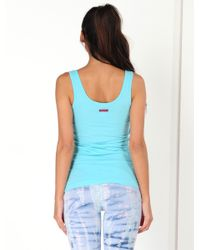 Hard Tail | Multicolor Layer Tank | Lyst