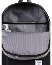 Herschel Supply Co. - Black Winlaw Cordura Nylon Backpack for Men - Lyst