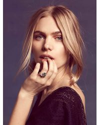 Free People - Metallic Hlsk Womens Amalric Ring - Lyst