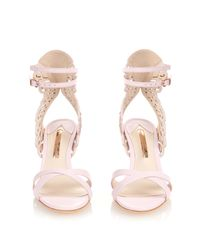 Sophia Webster - Pink Micah Angel-Wing Sandals - Lyst