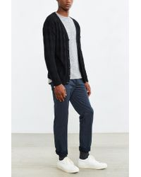 Timberland | Black Delly Cardigan for Men | Lyst