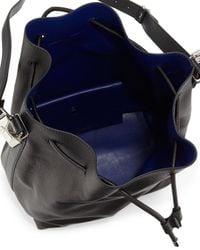 Proenza Schouler - Black Large Bucket Bag - Lyst