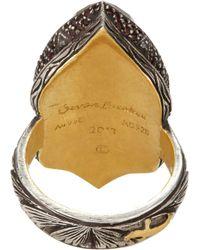 Sevan Biçakci - White Theodora Love Birds Ring - Lyst