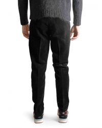 AMI | Black Trousers for Men | Lyst
