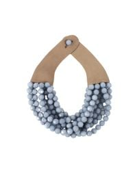 Fairchild Baldwin | Blue Bella Beaded Necklace | Lyst