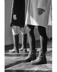 Rag & Bone | Brown Riding Rain Boot | Lyst