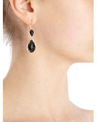 Irene Neuwirth | Metallic Diamond, Aquamarine & Gold Earrings | Lyst