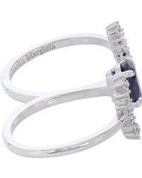Maison Margiela | Blue pompadour Ring | Lyst