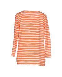 The Seafarer - Orange T-shirt - Lyst