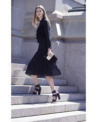 Rebecca Taylor | Blue Georgia Skirt | Lyst