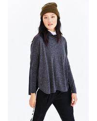 Hiatus - Black Fall Breeze Pullover Sweater - Lyst