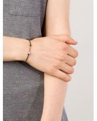 Rosa Maria | Black 'Globus' Bracelet | Lyst